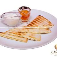 Кесадия сырная Фото
