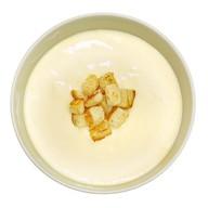 Сырный крем-суп Фото