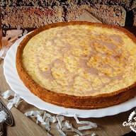 Пирог со сгущенкой Фото