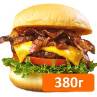 Brand burger Фото
