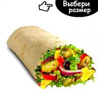 Ролл овощной Фото