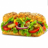 Сэндвич веган Фото