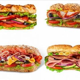 Комбо Сэндвич в подарок - Фото