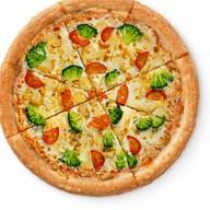 Пицца с курочкой гриль Фото