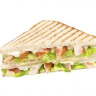 Сэндвич тостовый Курочка рэнч Фото