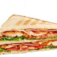 Сэндвич тостовый Клаб Фото
