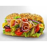 Сэндвич Индейка&Ветчина Фото
