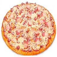 Ветчина бекон пицца Фото