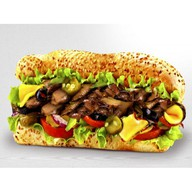 Сэндвич грибы Фото