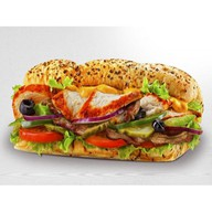 Сэндвич Курочка&Бекон Фото