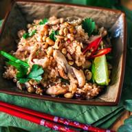 Курица кунг пао Фото