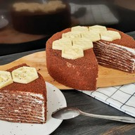 Шоколадный медовик (заказ за 3 дня) Фото