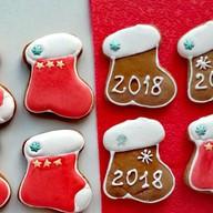 Имбирное печенье Сапожок(заказ за сутки) Фото
