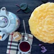 Пирог с ананасом (заказ за сутки) Фото