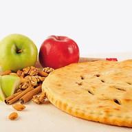 Постный пирог яблочный джин Фото