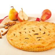 Постный пирог грушевый джин Фото