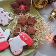 Набор имбирного печенья (заказ за сутки) Фото
