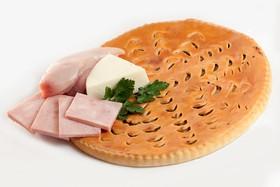Пирог с ветчиной - Фото