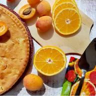 Абрикосовый джин с апельсином Фото
