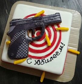 Торт по индивидуальному заказу - Фото