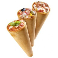 Коно-пицца с морепродуктами Фото