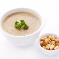 Крем-суп с грибами Фото