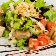 Салат с индейкой с грейпфрутом Фото