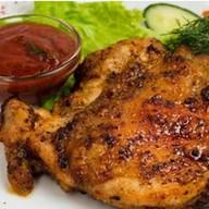 Курица барбекю Фото