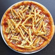 Пицца Американо Фото