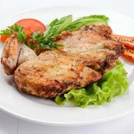 Цыпленок в кавказских специях с овощами Фото