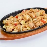 Тепан рис с курицей Фото