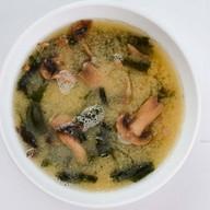Шиитаке суп Фото