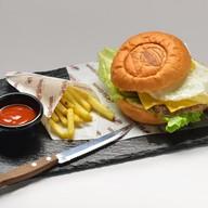 Биф бургер Фото