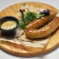 Колбаски из свинины Фото