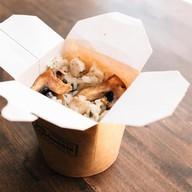 Ризотто курица грибы Фото