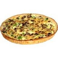 Пирог овощной (открытый) Фото