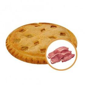 Пирог с мясом (закрытый) - Фото