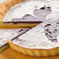 Фирменный пирог с заварным кремом Фото