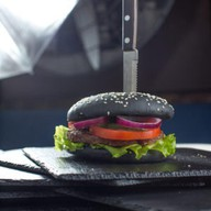 Bburger grill мраморная говядина Фото