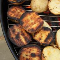 Картофель grill Фото