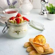 Фруктово-ягодный трайфл Фото