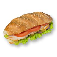 Сэндвич с куриной грудкой Фото