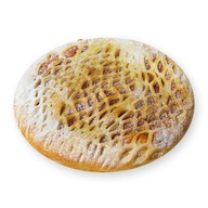 Пирог с курагой и грецким орехом Фото