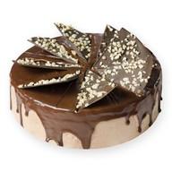 Сникерс торт Фото