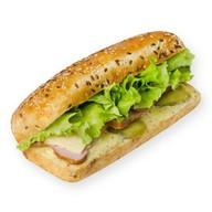 Сэндвич кубинский Фото