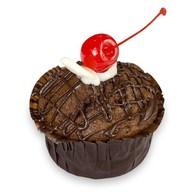 Капкейк шоколадный Фото