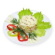 Нежный салат Фото