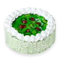 Фруктовый микс торт Фото