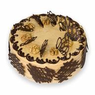 Кофейно-ореховый торт Фото
