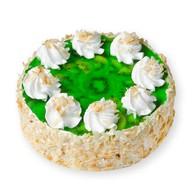 Йогуртовый – киви торт Фото